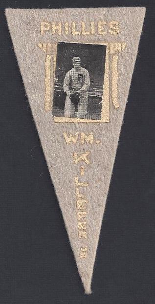 1916 BF2 Ferguson Bakery WM Killefer Felt Pennant