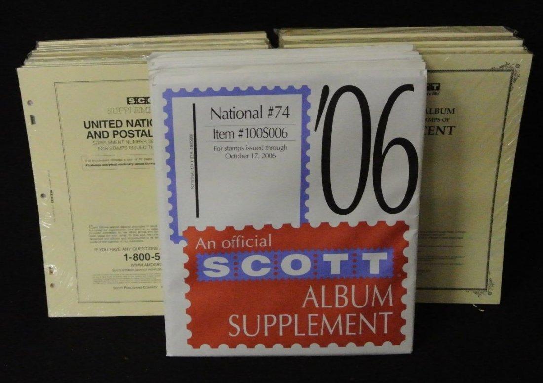 Scott Specialty Album Supplements