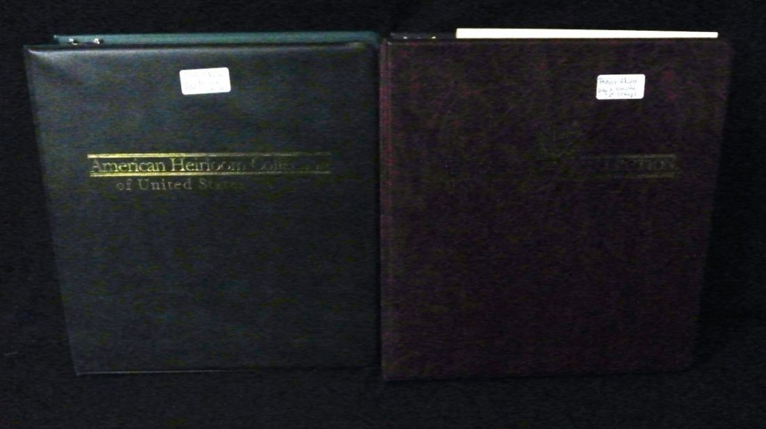 Two Like New Mystic Albums
