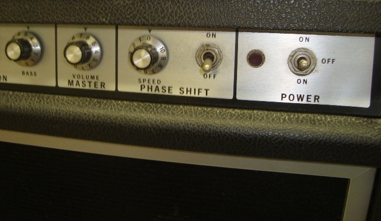 Vintage Gibson G105 2x12 Guitar Amplifier - 3