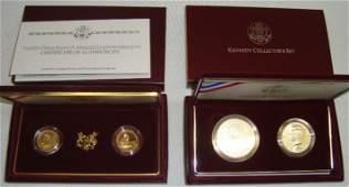 1997 Franklin Roosevelt Commemorative $5 Dollar Gold