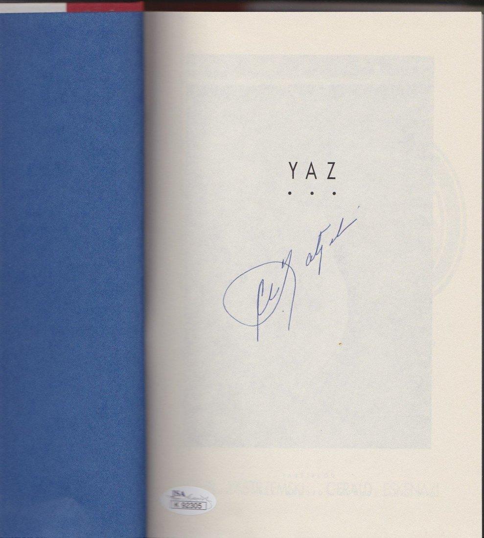 Carl Yastrzemski's 'Yaz' 'Baseball, The Wall and Me'