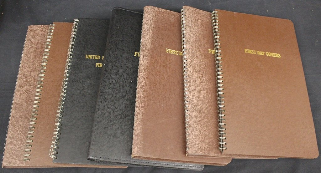 (7)Used But Useful Cover Binders