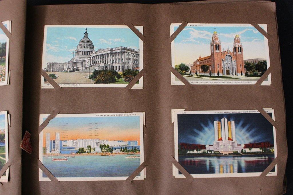 (400)Outstanding Polish Postcards