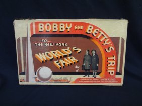 "1939 New York World's Fair ""bobby And Betty's Trip To"