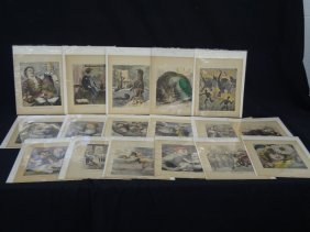 1860's Children's Storybook Prints London (17)