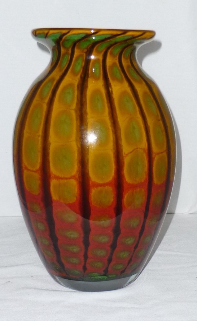 Topescu romania cased art glass vase mihai topescu romania cased art glass vase reviewsmspy