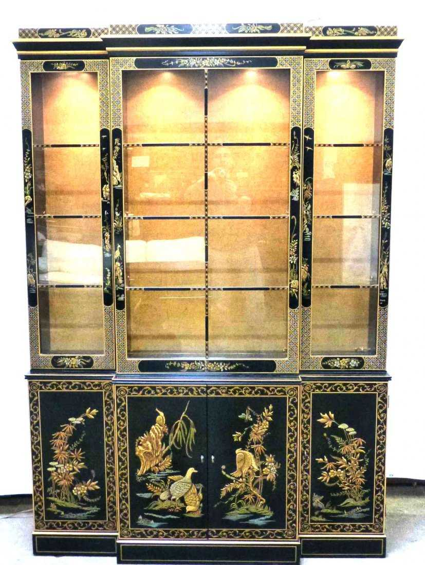 Drexel Chinoiserie Et Cetera China Cabinet