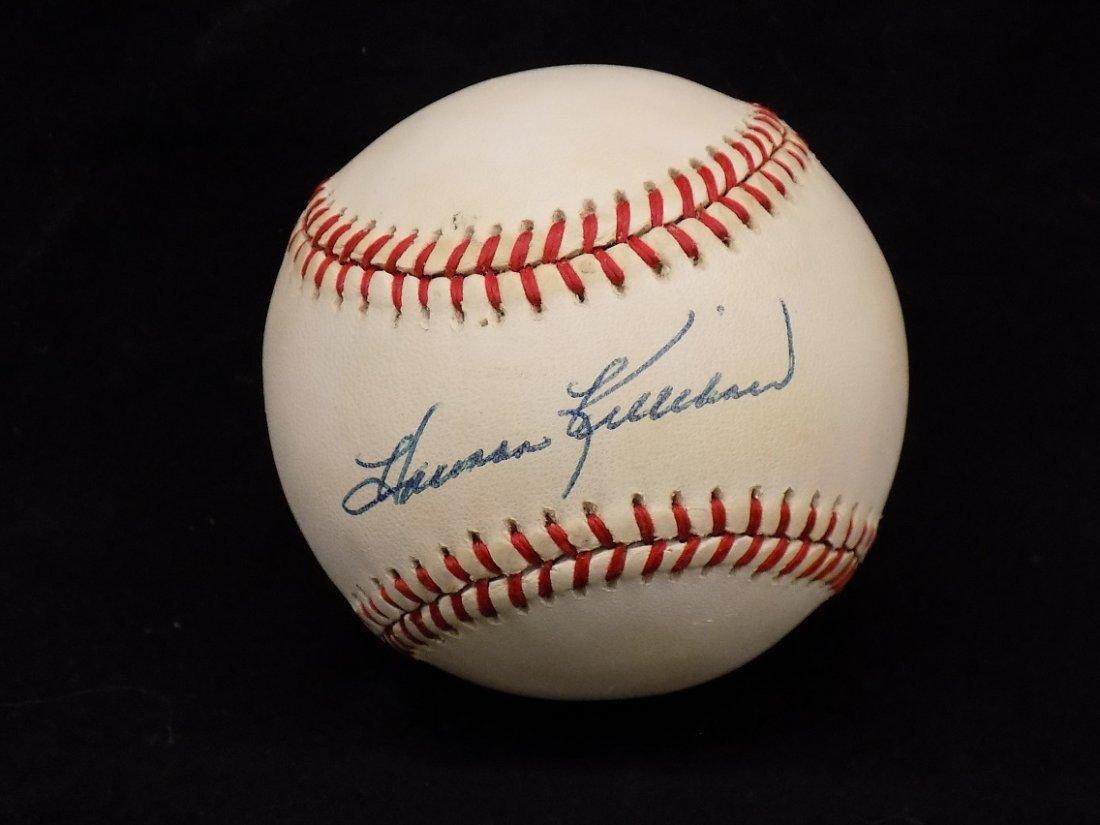 Harmon Killebrew Autographed Official American League