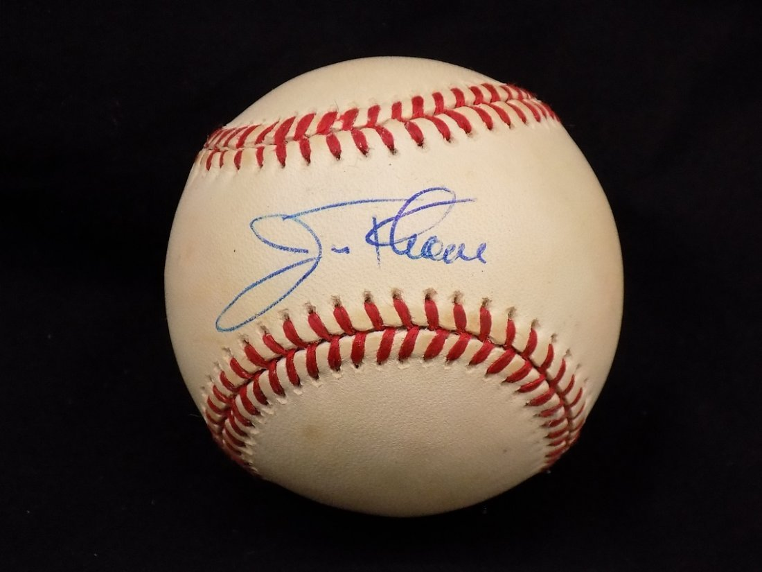 1994 Jim Thome Autographed Official American League