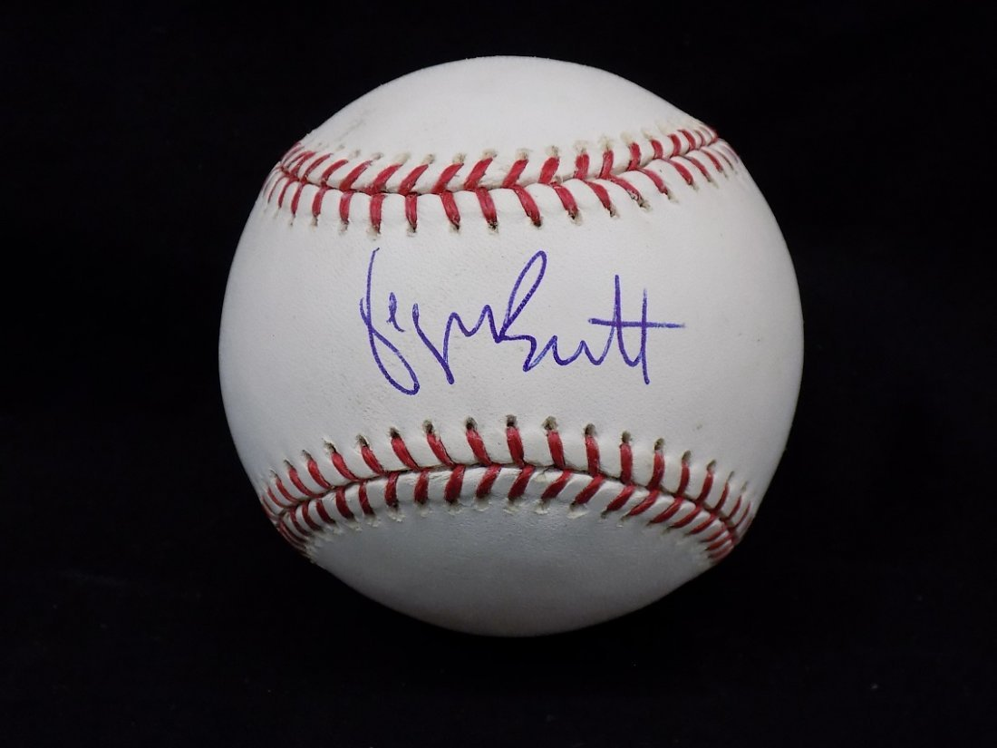 George Brett Autographed Official Major League Selig