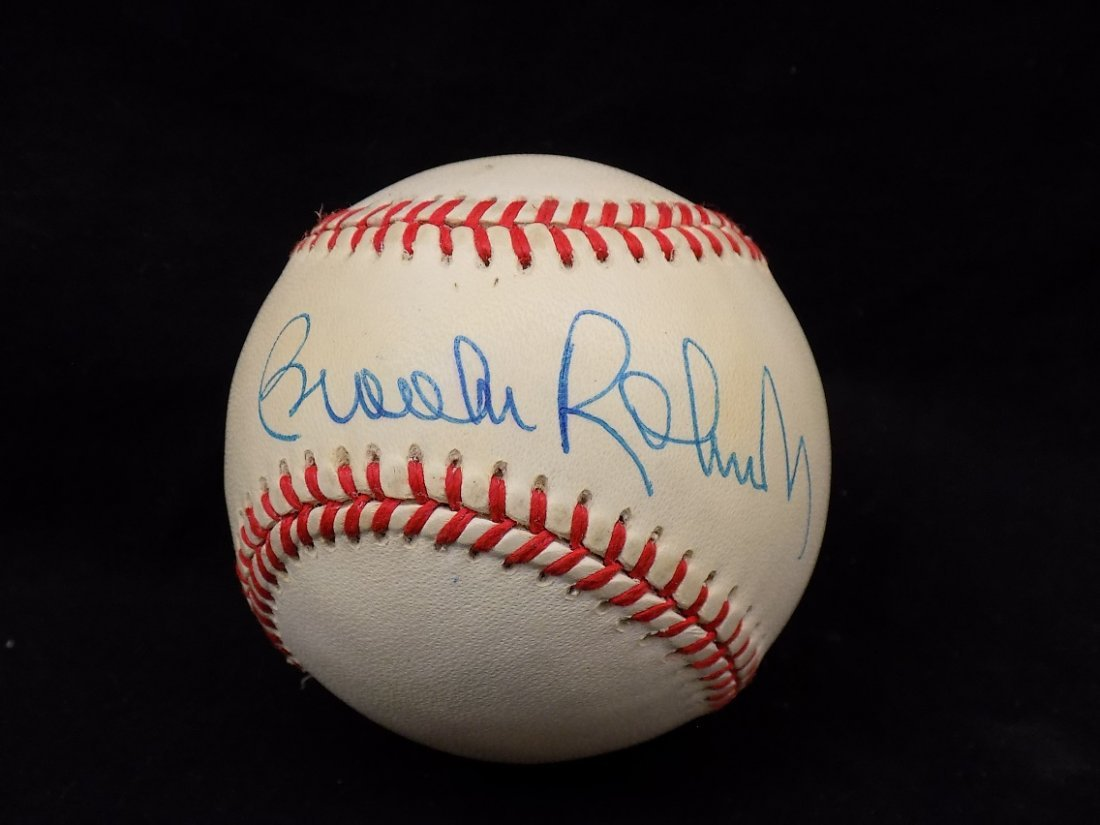 Brooks Robinson Autographed Official American League