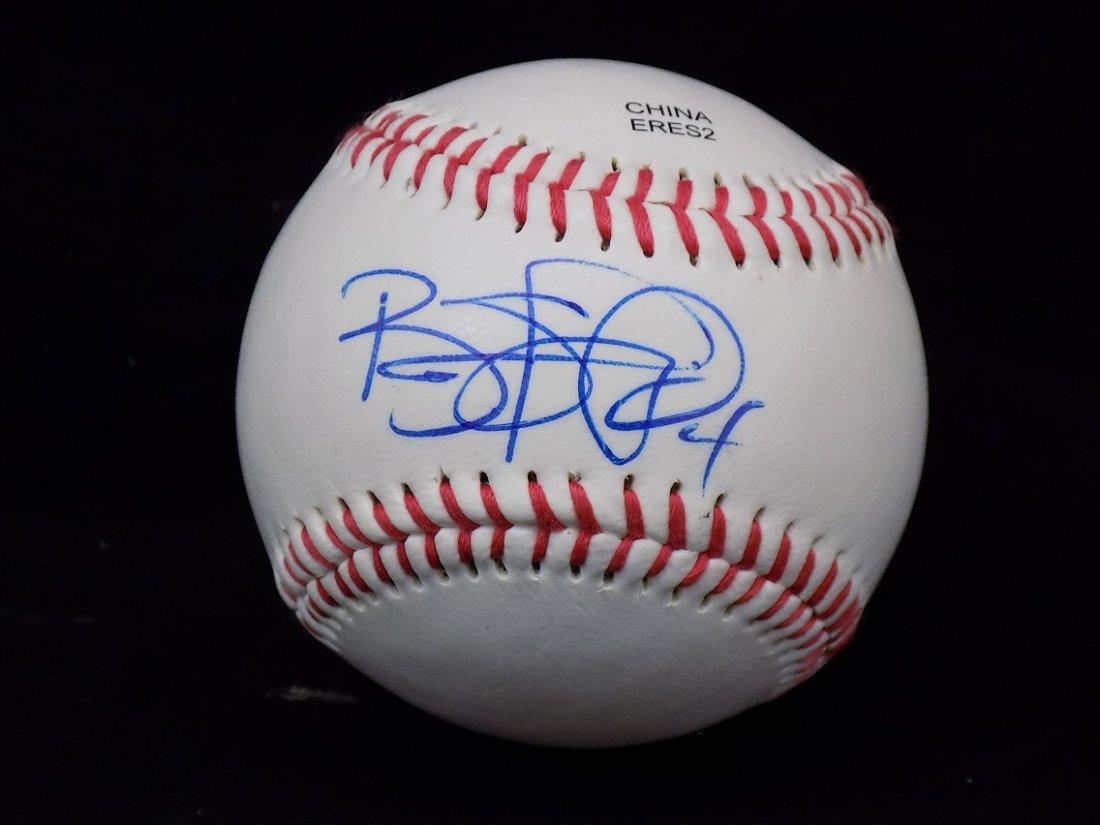 Brandon Phillips Autographed Rawlings Baseball SGC Cert