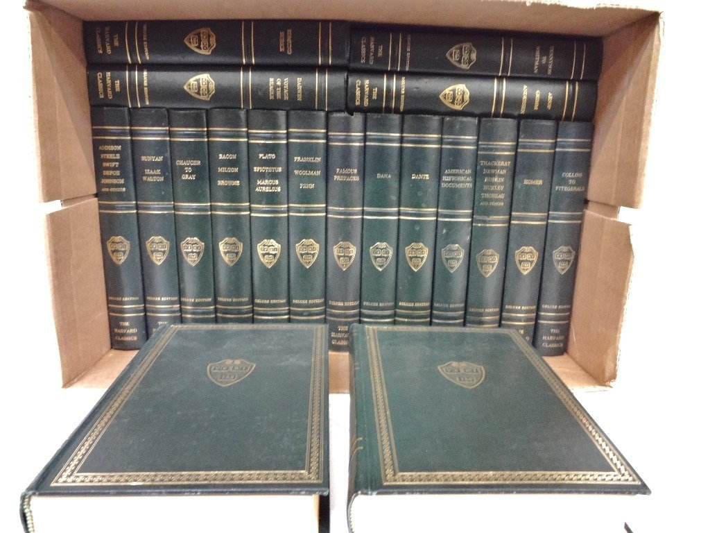 The Harvard Classics Edited by Charles W. Eliot 1969