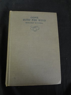 Gone With The Wind Margaret Mitchell 3rd Printing 1936