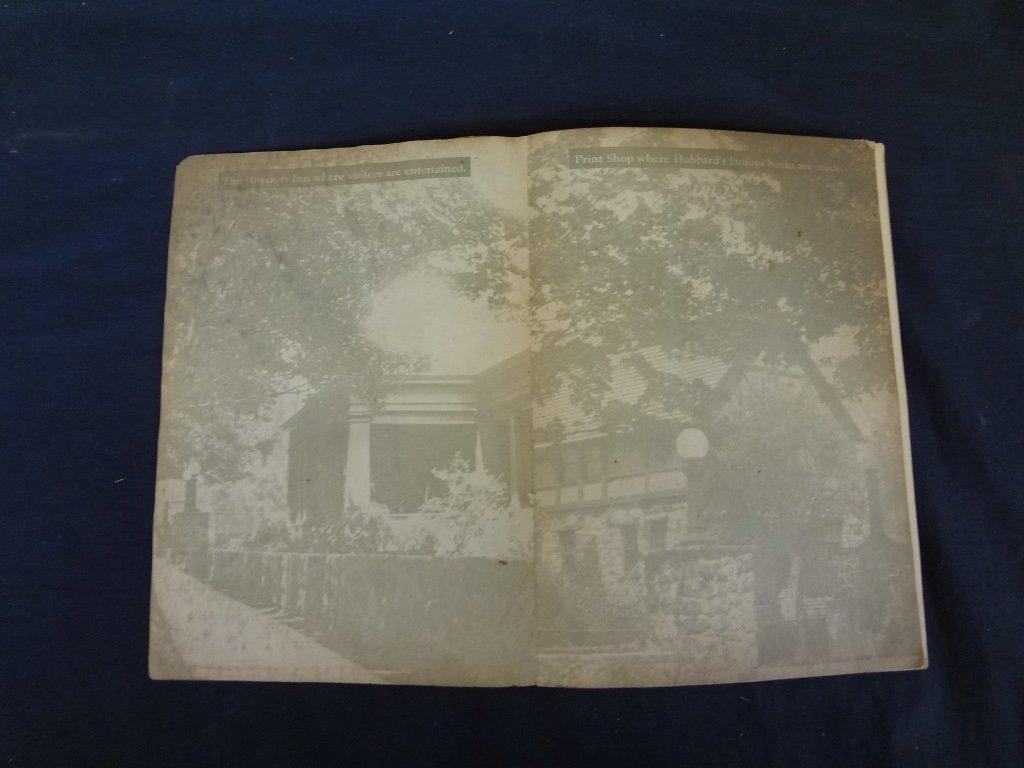 Elbert Hubbard's Scrapbook Roycrofters 1923