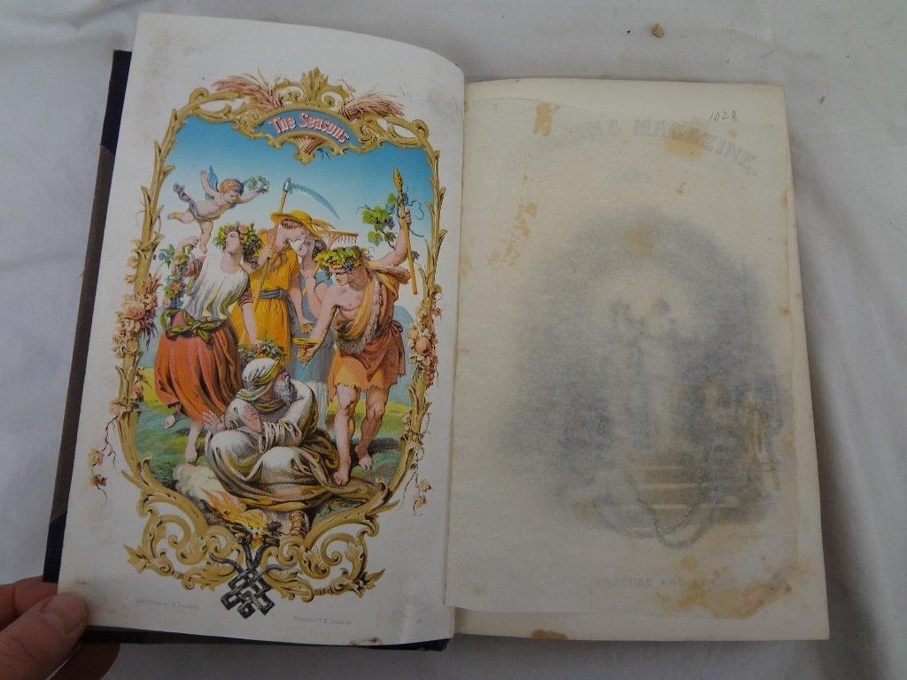 Sartain's Union Magazine Volume III 1851 Published by