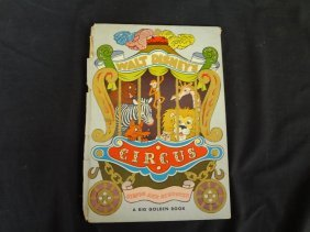 Walt Disney's Circus: A Big Golden Book Simon And