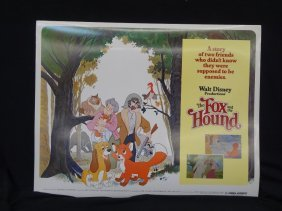 "Walt Disney's ""fox And The Hound"" Promotional Movie"