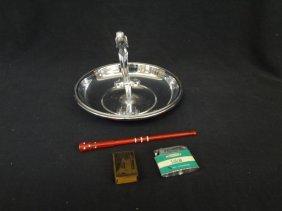 Group Of Original Vintage Cigarette Items