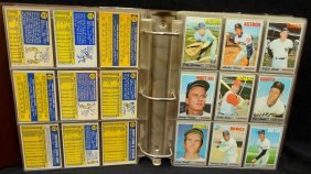1970 Topps Complete Set, (720) Cards, Nm/mt W Stars