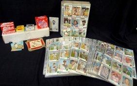 Miscellaneous Vintage Baseball Cards And Memorabilia