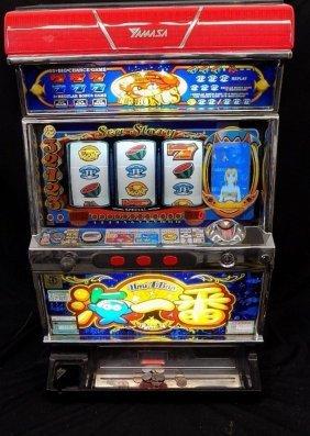 Yamasa Skill Stop Slot Machine Uni I Ban Type A