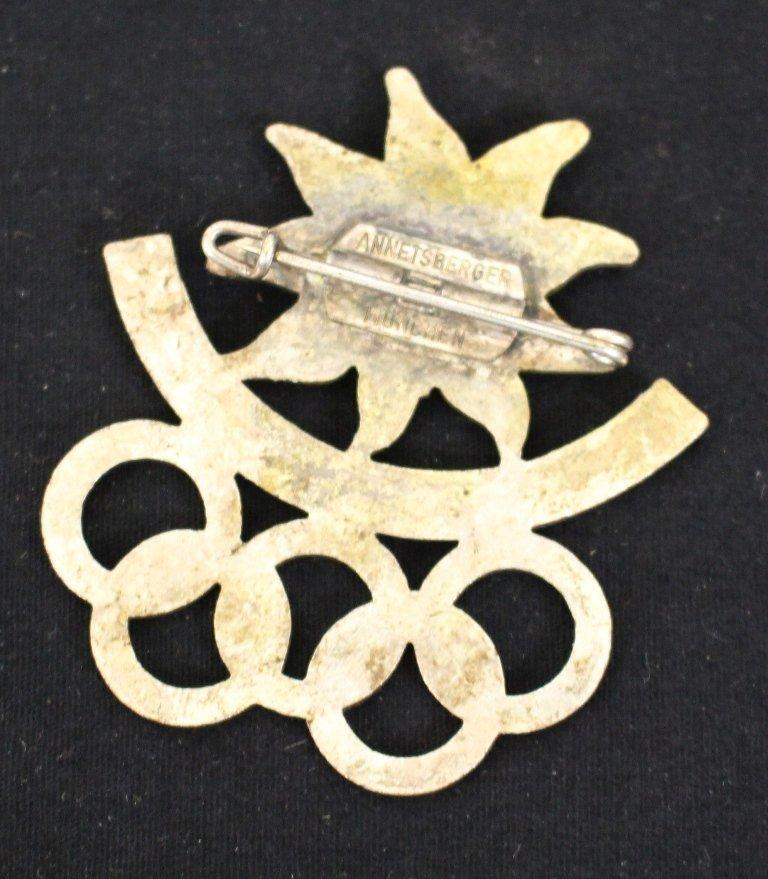 Scarce 1936 Winter Olympics Garmisch-Partenkirchen - 2
