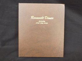 Roosevelt Dimes Collection ~ 1946-2013 ~ 208 Coins
