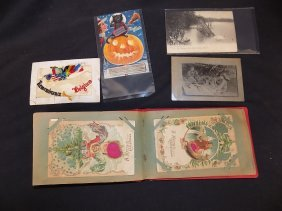 (25+) Nice Early Postcard Lot Various Holidays + 1
