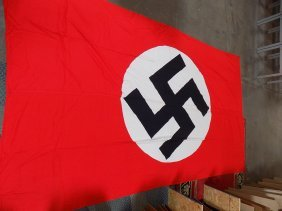Wwii German Nazi Flag 74 X 126