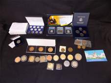 Misc Coin and CollectibleMedallion Lot Susan B Anthony
