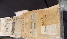 (60+) Historical Newspapers 1868-1909 Us Grant & Taft