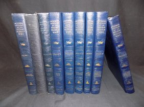 Pictoral History Of The Second World War 10 Volume Set
