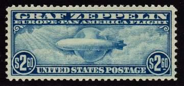 United States Scott C15 XF OG NH SCV.$1050