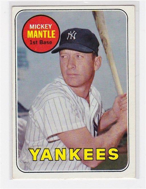1969 Topps Baseball Card Near Complete Set 663 Cards