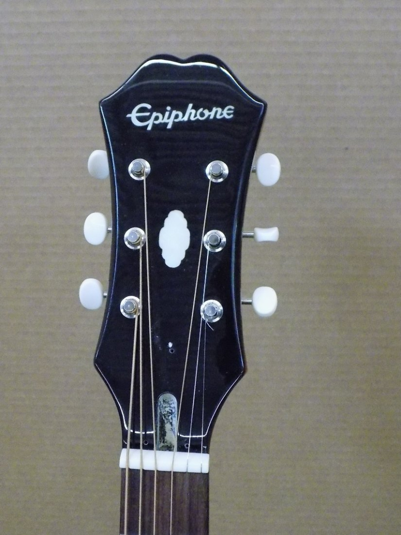 Epiphone FT-79 Inspired By 1964 Texan Acoustic - - 3