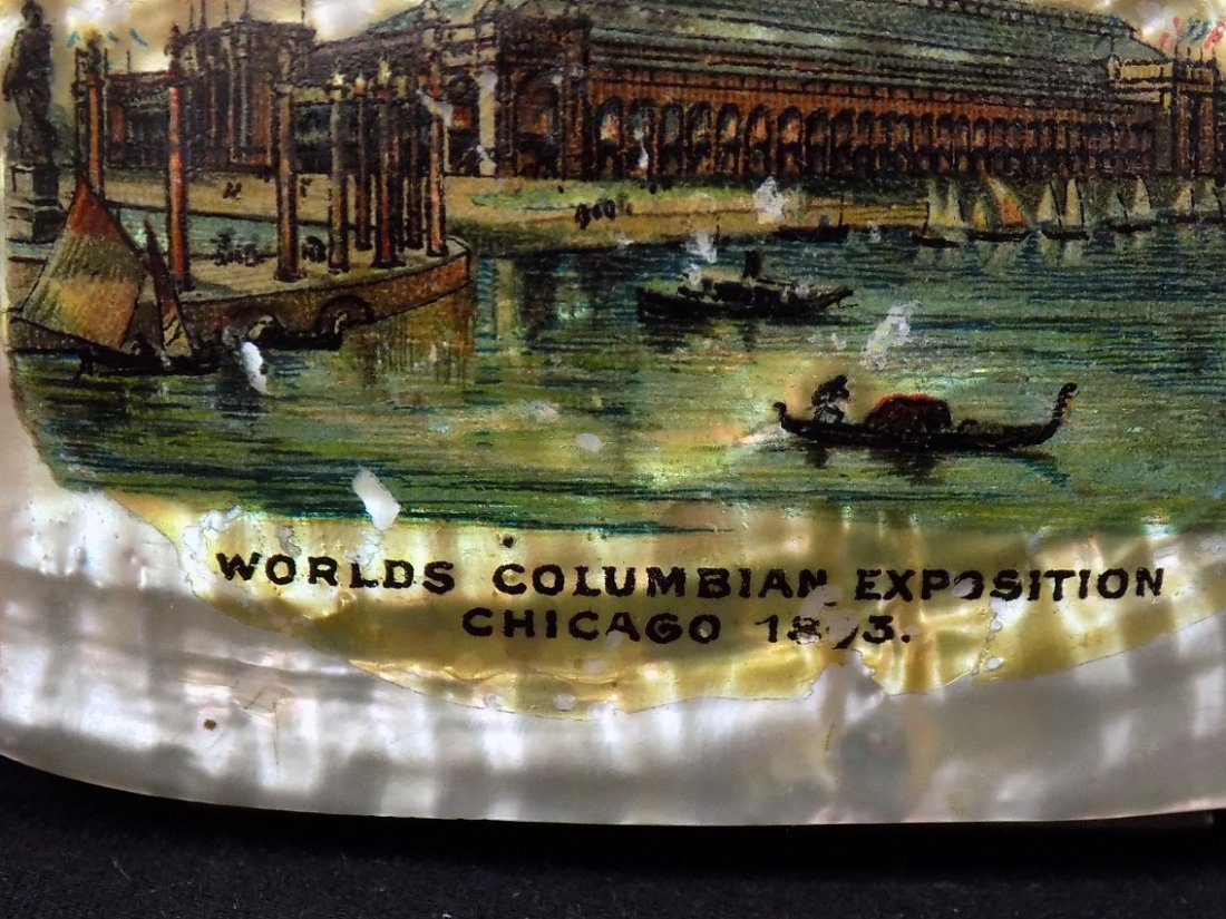 1893 Worlds Columbian Exposition Chicago Mother of - 2