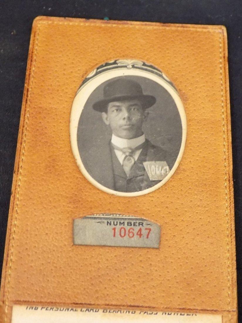 1901 Pan American Exposition Buffalo NY (2)Photo Ticket - 3