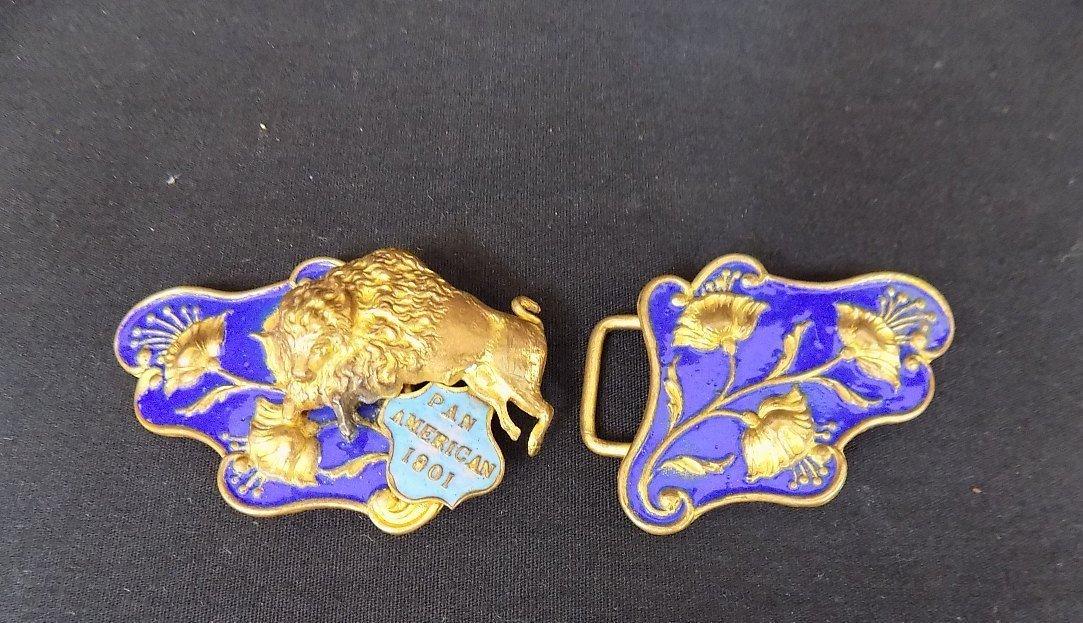 1901 Pan American Exposition Buffalo NY Souvenir 2