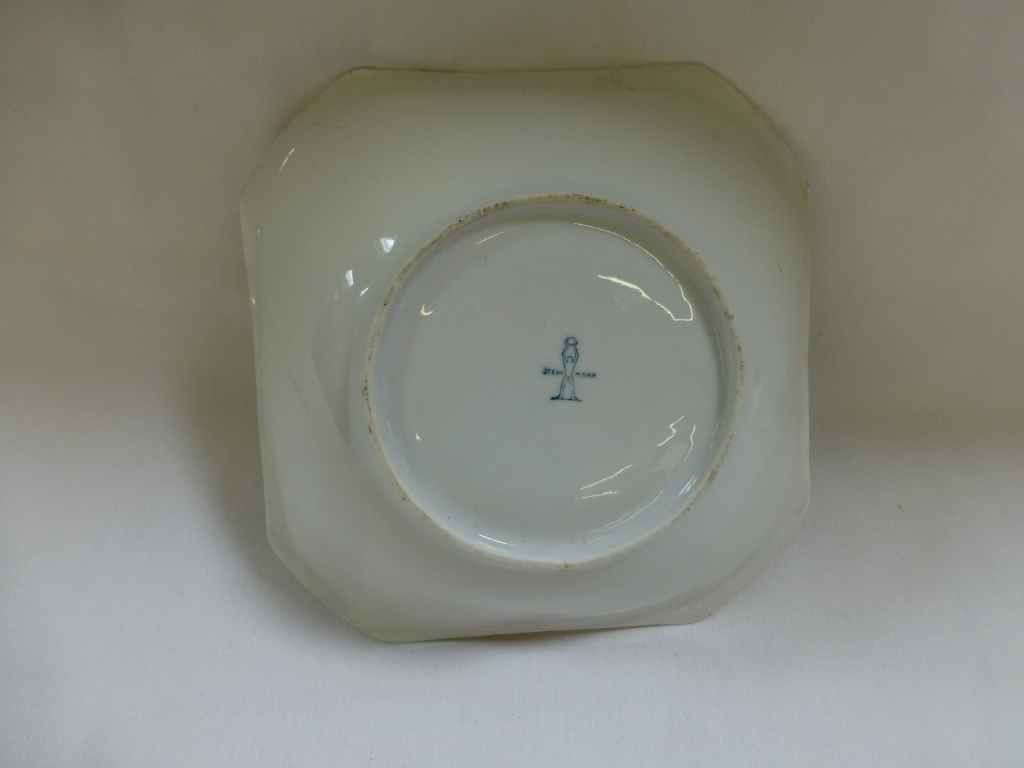 Kuno SteinMann German Porcelain Bowl - 2
