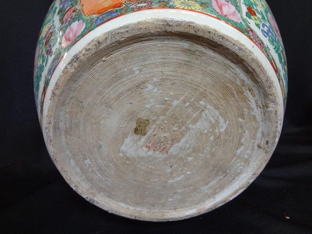 Large Chinese Porcelain Jardiniere - 6