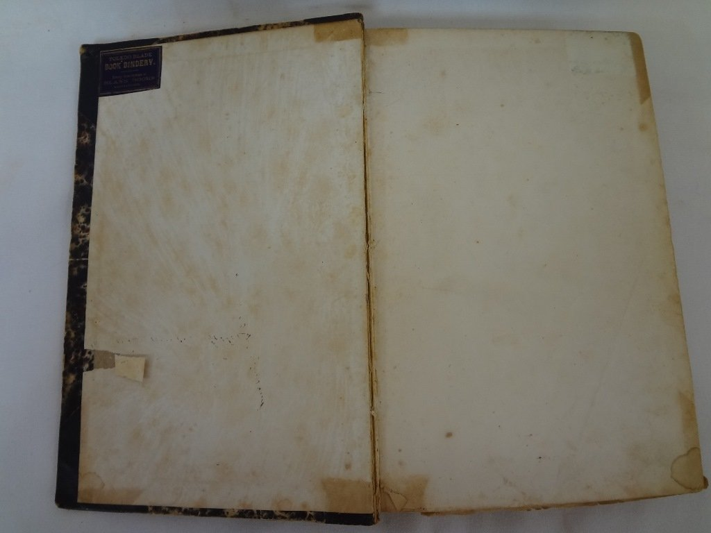 Peterson's Magazine 1861 39th Volume January-June with - 4