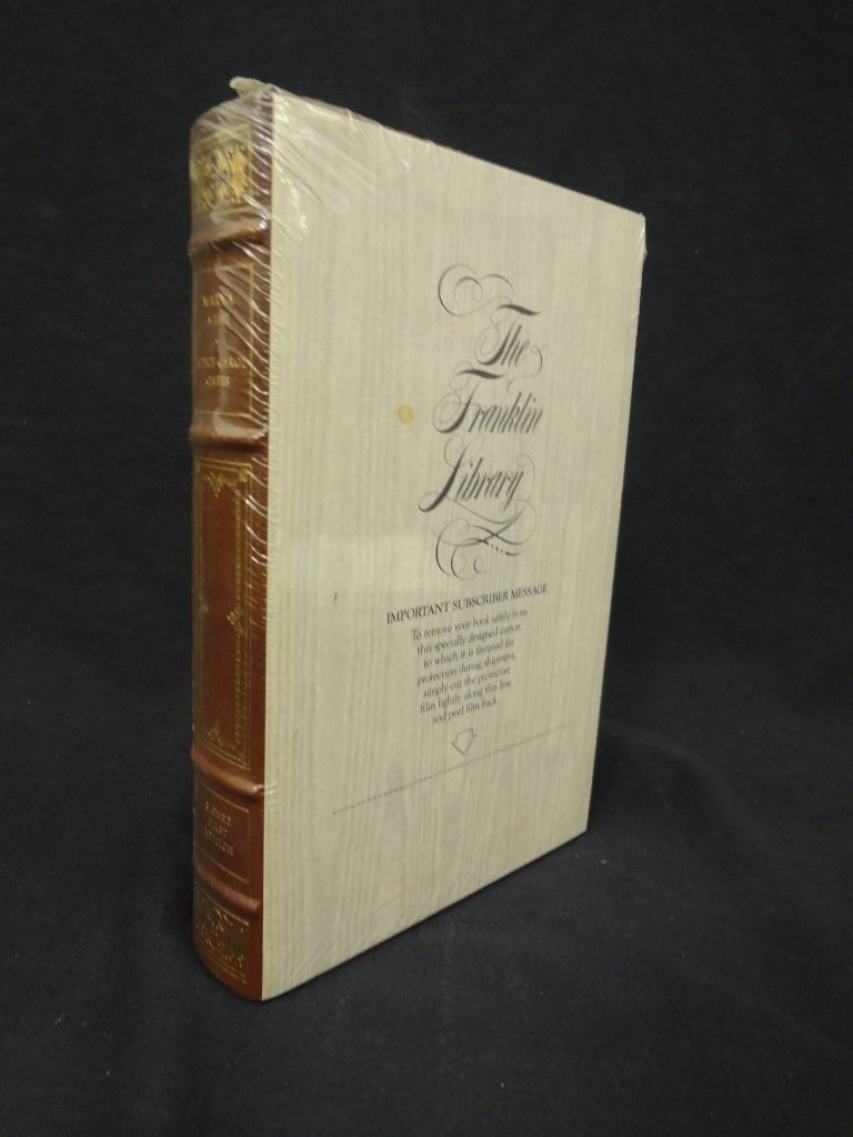 "Marya; A Life"" Joyce Carol Oates Signed First Edition"