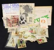 Collection of Misc Paper Ephemera