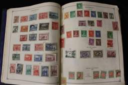Worldwide Stamp Collection 1840-1940 Volume One
