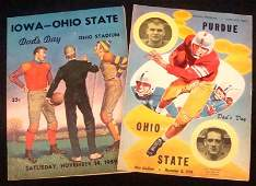 195859 Ohio State University Dads Day Football