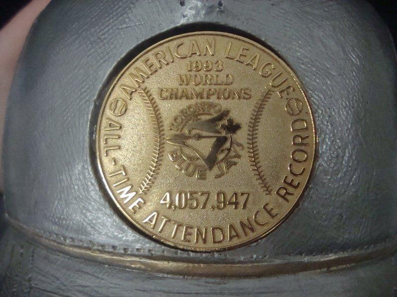 Bill Monbouquette Toronto Blue Jays 1993 World - 2