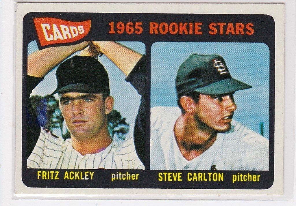1965 Topps Baseball Card Complete Set w Stars
