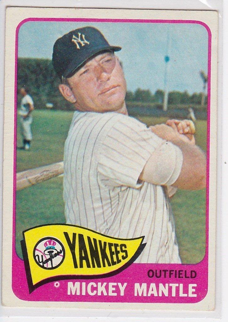 1965 Topps Baseball Card Complete Set w Stars - 2